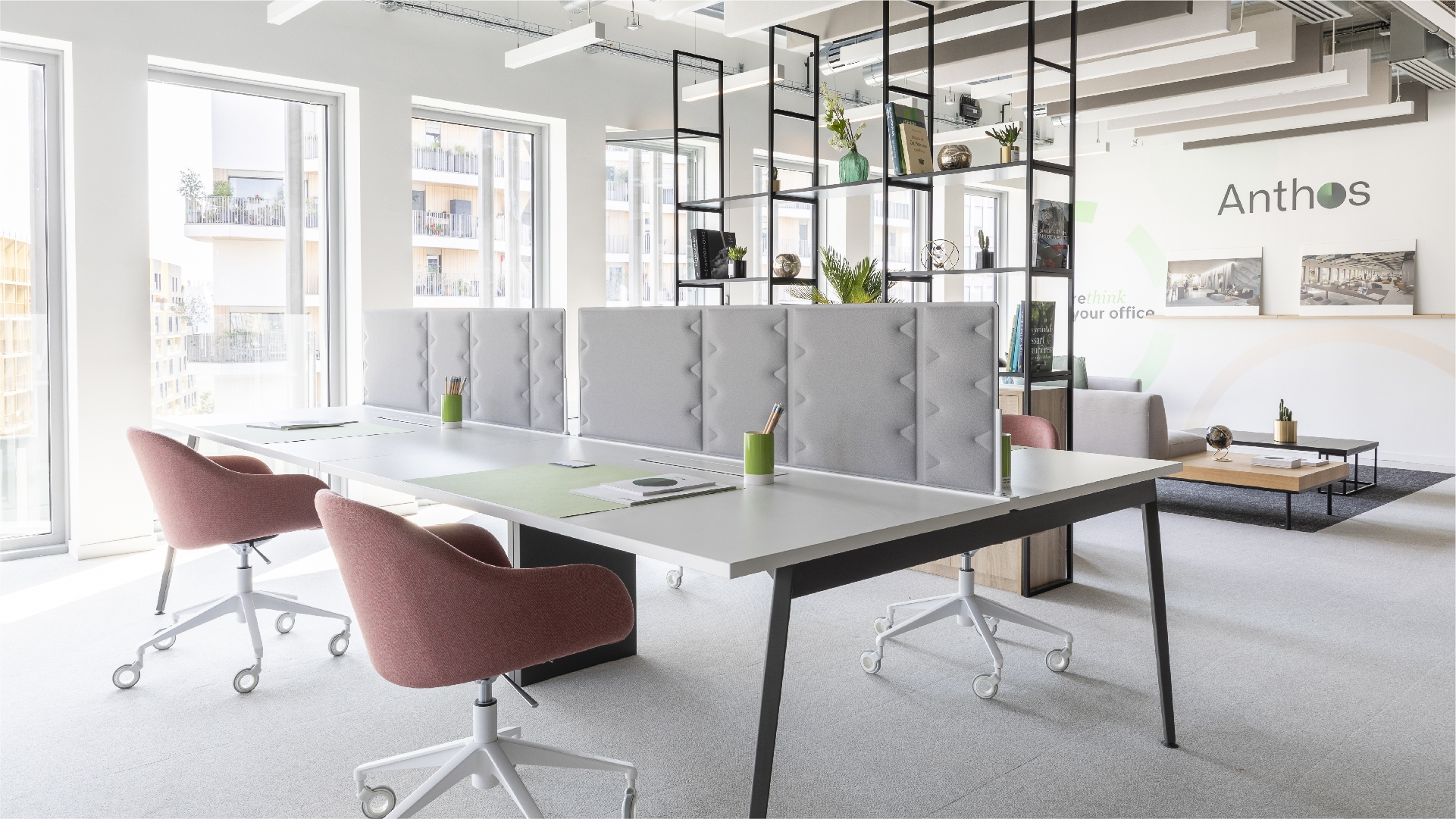 Project Design & Build Workplace Magic