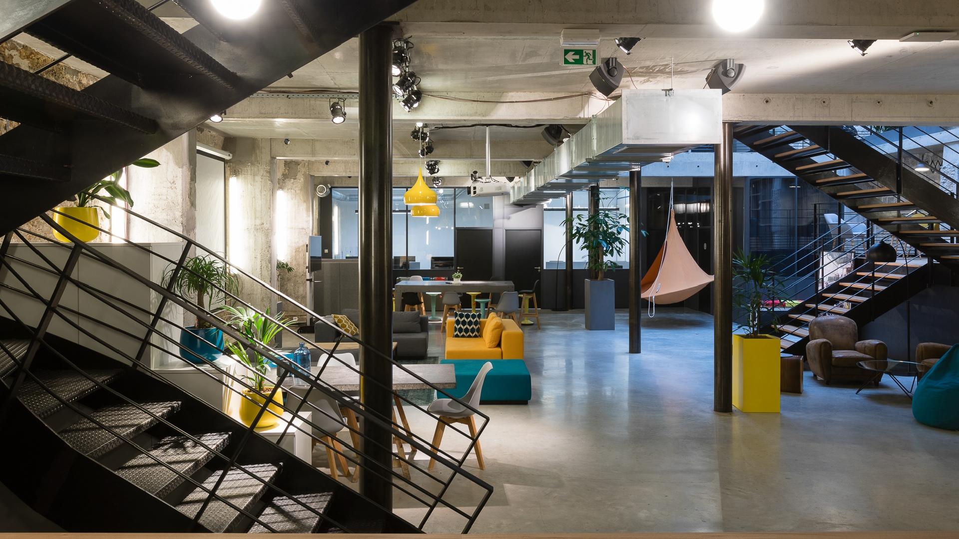 Design & Build Workplace Magic