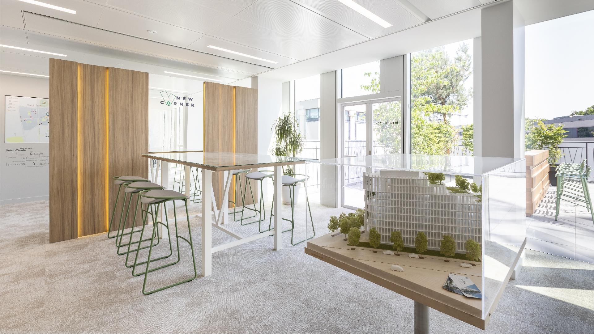 Project Design & Build Workplace Magic